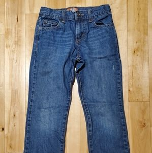 Old Navy Boys Skinny Jeans with Adjustable Waist
